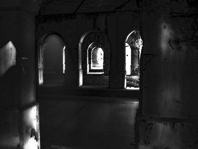 Archway – dark